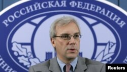 Đại sứ Nga tại NATO Alexander Grushko.