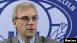 Wakilin Rasha a NATO, Alexander Grushko