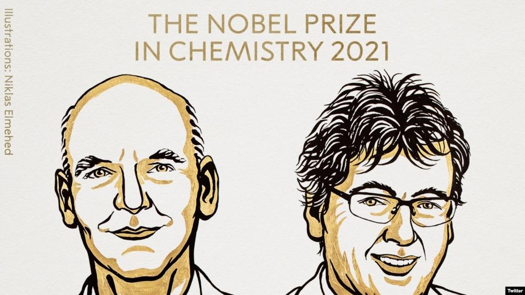 2021 Nobel Prize in Chemistry
