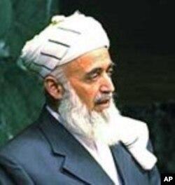 ربانی از رهبری مجاهدین تا رهبری شورای عالی صلح