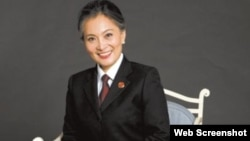 中国最高检察院首席女法医王雪梅 (取自网络)
