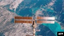 Международная космическая станция (архивное фото)
