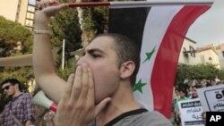 Ο Πρόεδρος Ομπάμα ζητά να παραιτηθεί ο Πρόεδρος Άσαντ της Συρίας