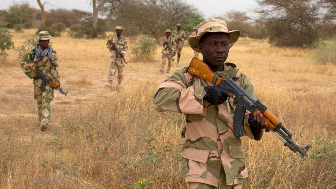 Sojoji Su Na Gwabzawa Da 'Yan Boko Haram A Gamboru-Ngala