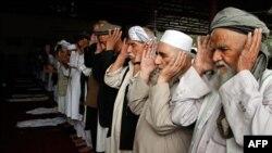 Muslimanski vernici prilikom molitve
