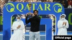 ბასილაშვილმა Qatar ExxonMobil Open სენსაციურად მოიგო