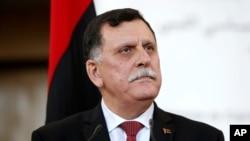 Fayez Sarraj, le Premier ministre libyen