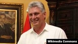 Wapres Kuba Miguel Diaz-Canel diperkirakan akan menjadi pemimpin baru Kuba menggantikan Raul Castro.
