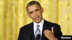 Gedung Putih mengatakan bahwa Presiden Obama menilai perlunya memastikan bahwa informasi yang sifatnya rahasia tidak dibocorkan.