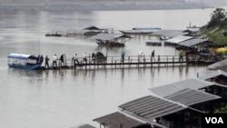 Dự án xây đập của Lào được cho là có thể ảnh hưởng tới kế sinh nhai của hàng chục triệu người sống dọc theo sông Mekong