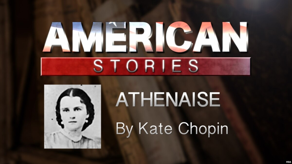 An analysis of athenaise a story by kate chopin