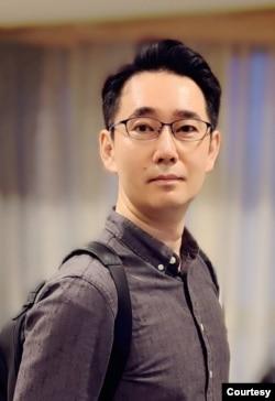 台湾政治大学外交系副教授黄奎博(照片提供:黄奎博)