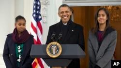 Барак Обама стал первым в истории США президентом-афроамериканцем