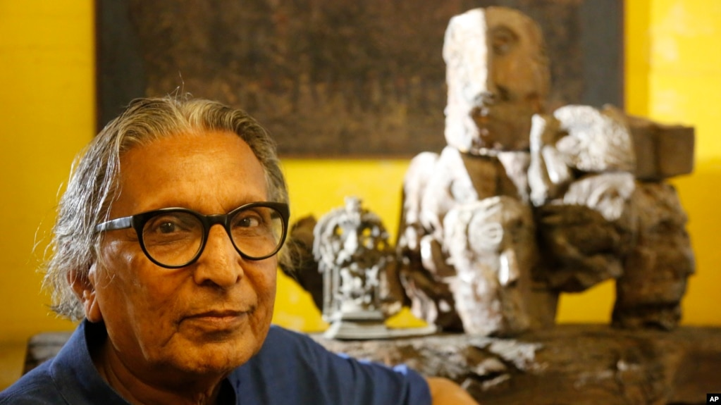 First Indian to win Pritzker Award is Balkrishna Doshi