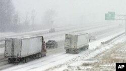 Огайо. 26 декабря 2012 года