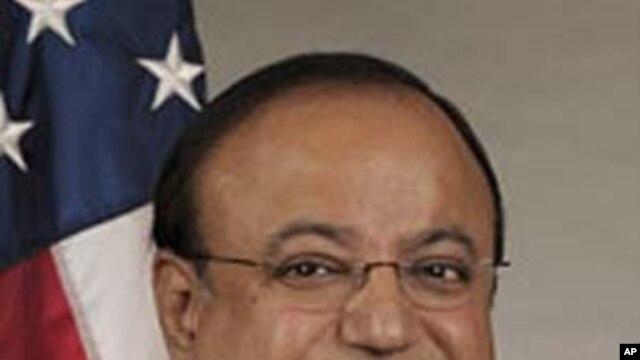 U.S. Assistant Commerce Secretary Suresh Kumar. (file photo)