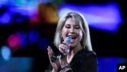 La cantante australiana fue diagnosticada con la enfermedad por primera vez en 1992.