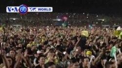 جیهان له 60 چرکهدا 9 ی پـێنجی 2013
