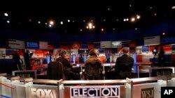 Pripreme za večerašnju republikansku debatu u Milvokiju