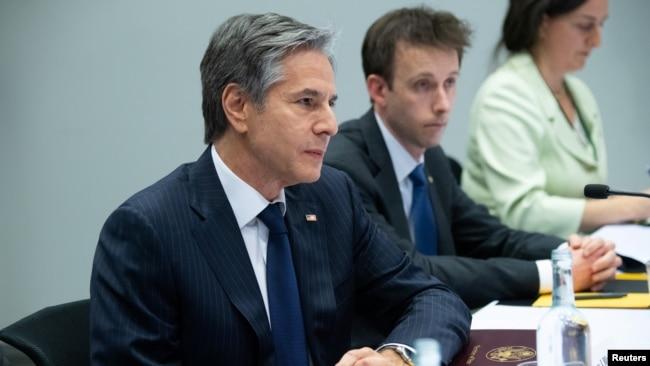 Sekretari i Shtetit Antony Blinken