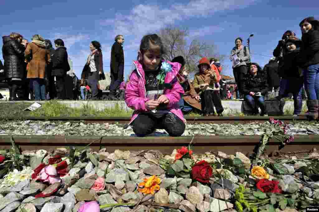 Gretsiyada Ikkinchi jahon urushi xotirlanmoqda