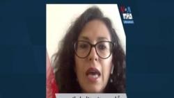 آزاده پورزند: زنان ایرانی به دنبال کرامت انسانی و تساوی هستند
