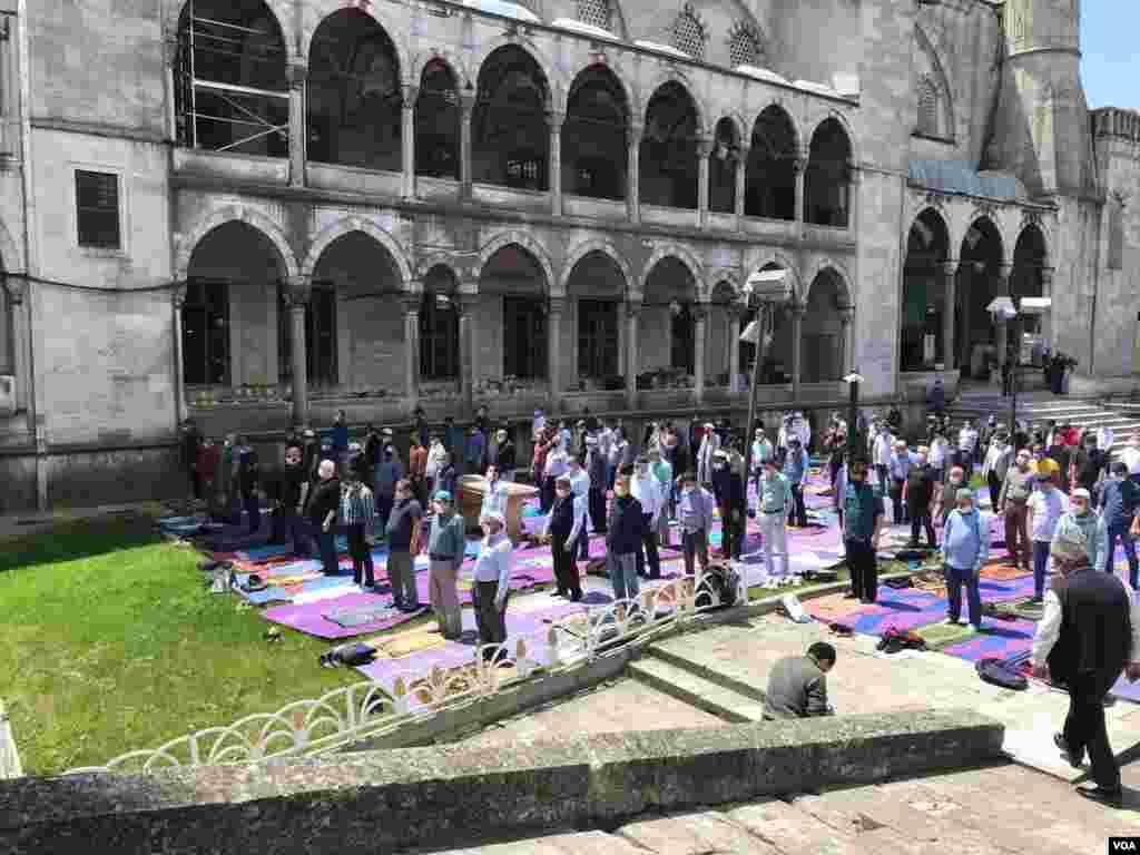 Sulhanahmet Cami, İstanbul