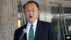 Chủ tịch Ngân hàng Thế giới Jim Yong Kim