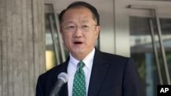 Presiden Bank Dunia, Jim Yong Kim mengkhawatirkan kenaikan harga pangan mengancam nasib jutaan orang di Afrika dan Timur Tengah (foto: dok).