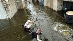 گزارش: کمک های مالی بين المللی به سيلزدگان پاکستان افزايش خواهد يافت