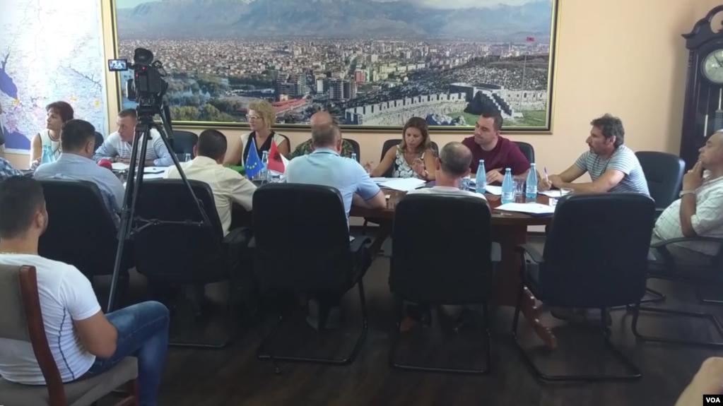 Shkodër, BE prezanton projekt për menaxhimin e fatkeqësive natyrore