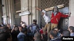 Площадь Тахрир 11 декабря 2012г.