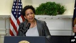 """La fiscal general subrayó la """"peligrosidad"""" que supone el 'Estado Islámico"""" para la seguridad del país con un """"diferente modelo"""" de terrorismo."""