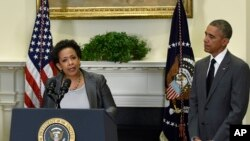 Başkan Obama ve Loretta Lynch