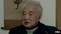 返回大陸戰俘馬有鈞(視頻截圖)