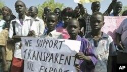 南蘇丹人表示支持總統停止所有石油生產的決定