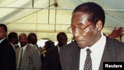 UMnu. Robert Mugabe.