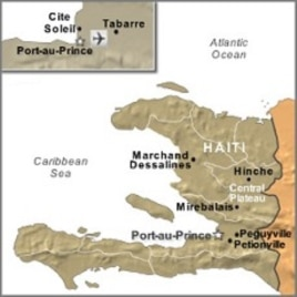 Haiti Rebuilds Slowly Under New Government, Prime Minister