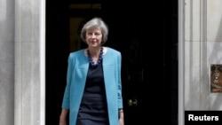 Buduća premijerka Britanija Tereza Mej