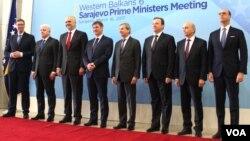 Samit premijera zemalja zapadnog Balkana održava se u zgradi institucija BiH