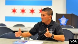Officer Trak S., Chicago Police Academy
