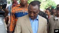 Sidya Touré, ex-Premier ministre guinéen, candidat à la présidentielle du 11 octobre en Guinée