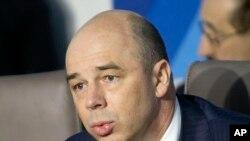 Міністр фінансів РФ Антон Силуанов