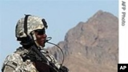 又有三名美军士兵在阿富汗丧生
