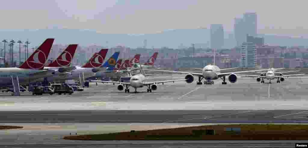 ٹرکش ایئرلائنز کا کہنا ہے کہ اس کے تمام فلائٹ آپریشنز بحال ہو گئے ہیں۔