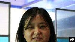 上海作家李剑虹被拒绝入境中国大陆