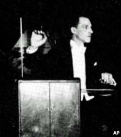 里昂‧特雷門在1919年發明這種電子樂器