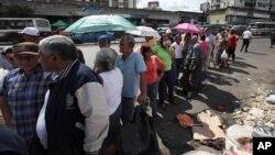 La organización 'Espacio público' registró diversos actos de intimidación hacia la prensa venezolana e internacional.