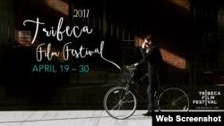 پوستر ۲۰۱۷ جشنواره ترایبکا