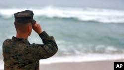 La Infantería de Marina dio a conocer los nombres de los efectivos que viajaban en los helicópteros desaparecidos.